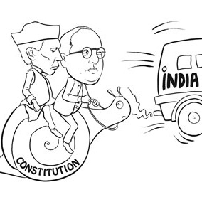 The reformatting of India