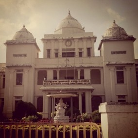 A requiem for the Jaffna Library