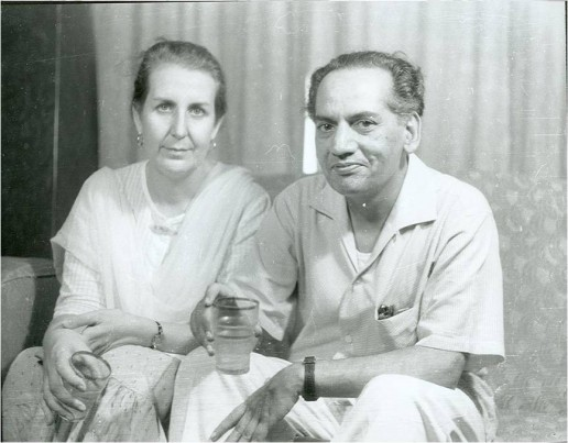 Faiz and wife_ 2