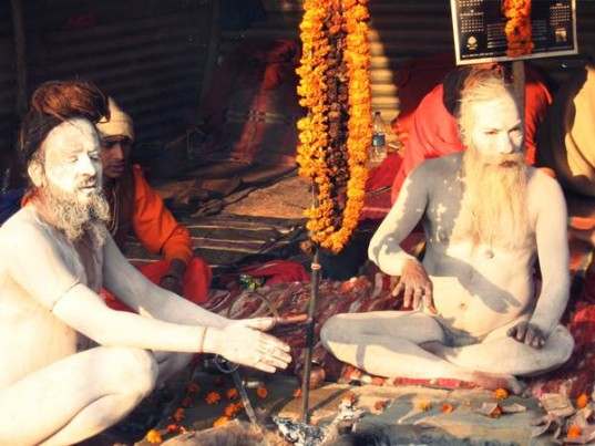 Maha Kumbh Mela_ Sarandha 3