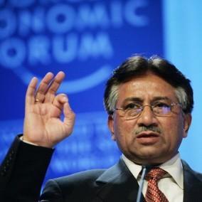 Musharraf's last stand
