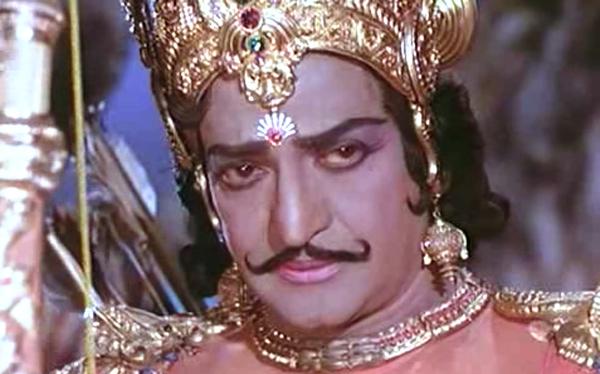 N T Rama Rao Credit: Imprints on Indian Film Screen