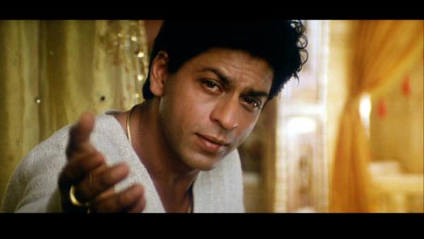 Shah Rukh Khan as Devdas Credit: Flikr/ Katrin Miller