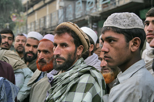Hoping for work in the streets of Jalalabad. Photo: Flickr / UNHCR