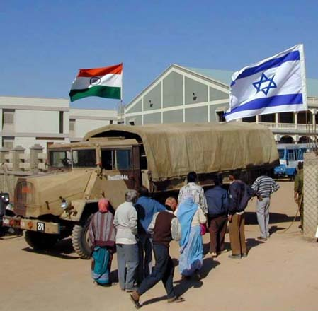 India and Israel are set to become even closer allies after BJP's electoral triumph. Photo: Flickr / Israel Defense Forces