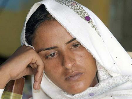 Mukhtaran Mai Photo: Facebook / Justice for Mukhtaran Mai