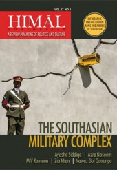 The Southasian Military Complex