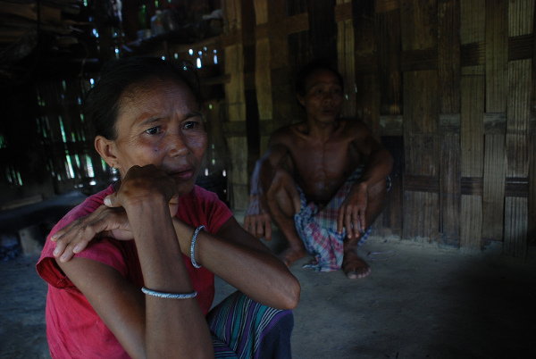 The indigenous Jumma continue to endure violence and conflicts over land in the militarised spaces of the Chittagong Hills. © EU – Photo: EC/ECHO/Pierre Prakash