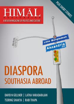 Diaspora: Southasia abroad - Himal Southasian (Vol 27 No 4)