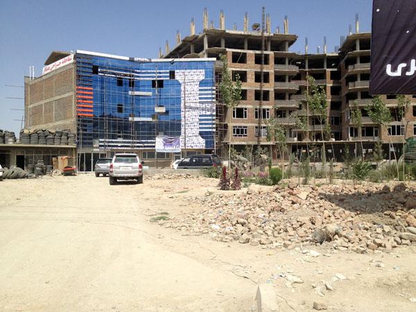 Hamkar Plastic Surgery Hospital, Kabul. Photo: Ali Latifi