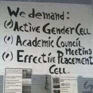 Campus gender politics
