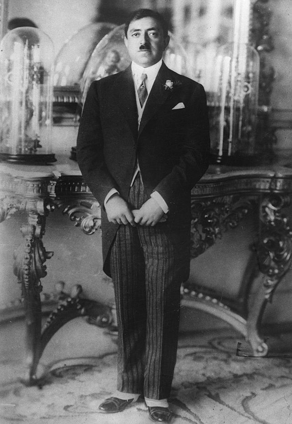 King Amanullah was credited with the first modernising efforts in Afghanistan. Photo: Wikimedia commons