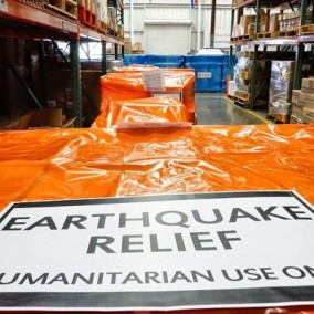 Everybody loves a good earthquake