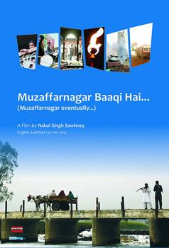 Poster of 'Muzaffarnagar Baaqi Hai'
