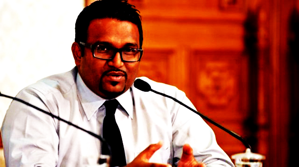 Vice President Ahmed Adeeb was impeached on 5 November 2015. Photo: Wikimedia/ Molhu Photographer