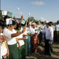 Burma votes