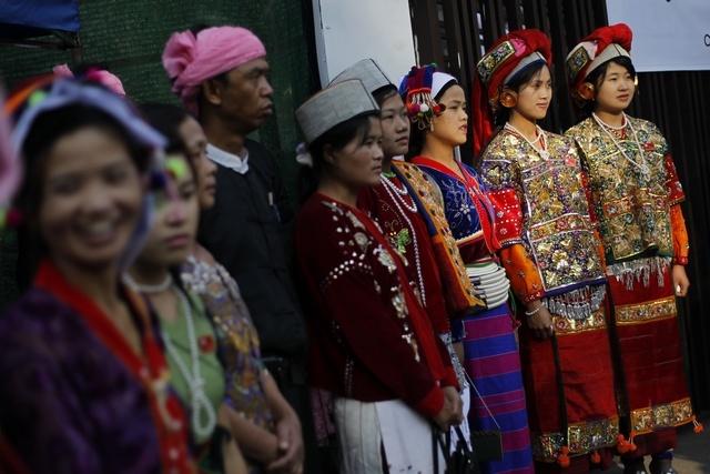 Photo : Democratic Voice of Burma