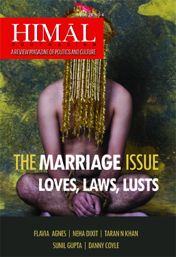 The Marriage Issue: Loves, Laws, Lusts – Latest print quarterly