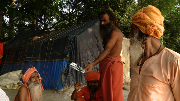 A still from Castaway Man Photo : The Justice Project South Asia