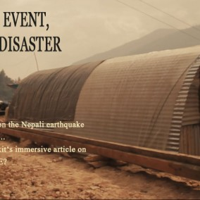 The Nepal earthquake, one year later