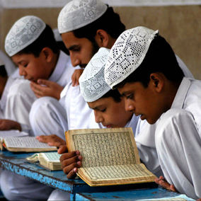 The madrassa and the state of Pakistan