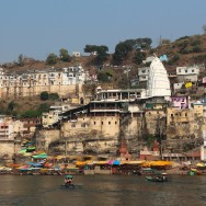 The Narmada parikrama