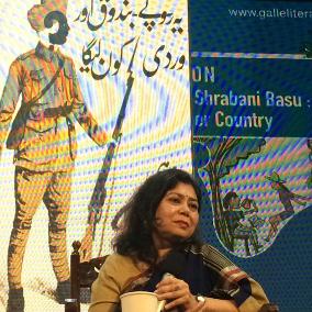 Rewriting the Empire: an interview with Shrabani Basu