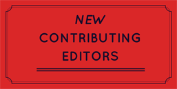 new contributing editors