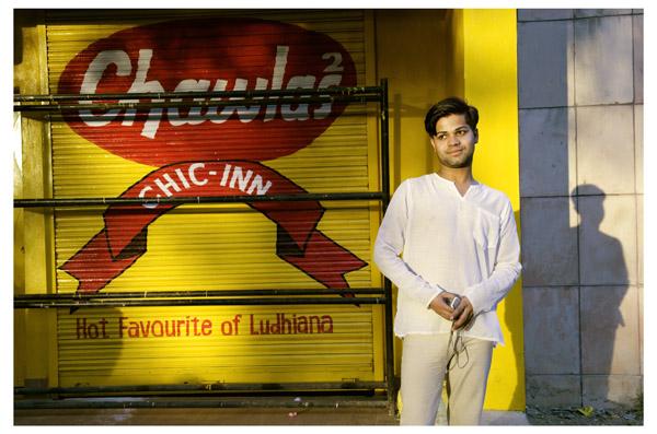 Mr. Malhotra's Party: Raju