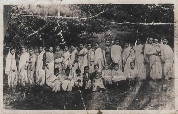 Members of the Nepal Mahila Sangh. Photo: Nepal Picture Library