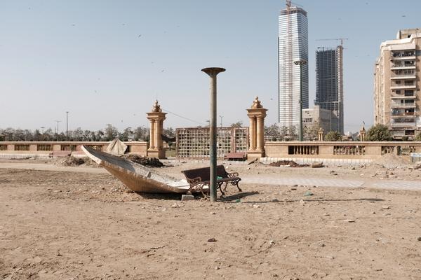 Karachi shade failed project