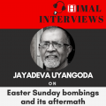 Easter Sunday bombings and its aftermath